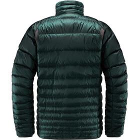 Haglöfs Essens Jacket Men black/teal